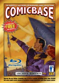 ComicBase 11 Blu-Ray Archive Edition