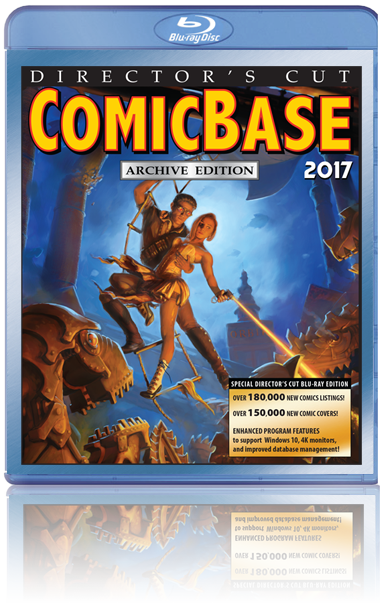 ComicBase 2017 Blu-ray Archive Edition