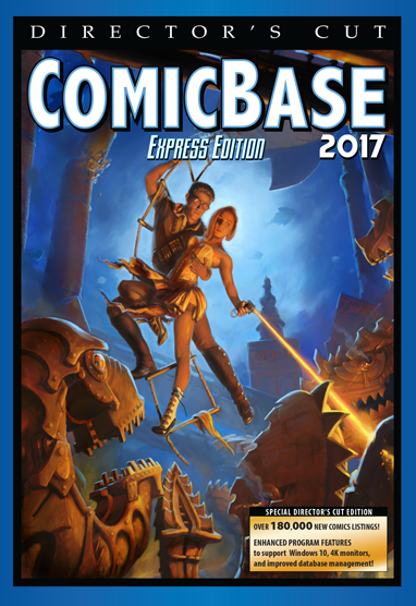 ComicBase 2017 Express Edition