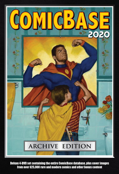 ComicBase 2020 Archive Edition