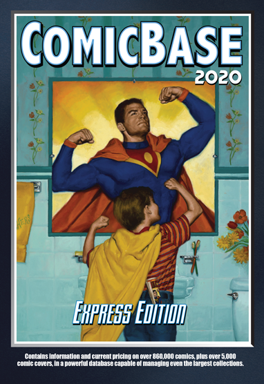 ComicBase 2020 Express Edition
