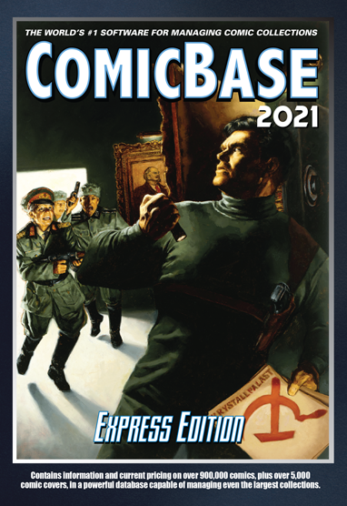 ComicBase 2021 Express Edition